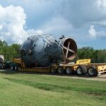 Relocation of a natural gas unit