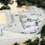 Natural gas recovery plant