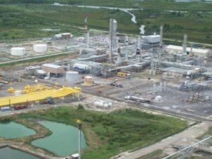refurbished cryogenic gas plant