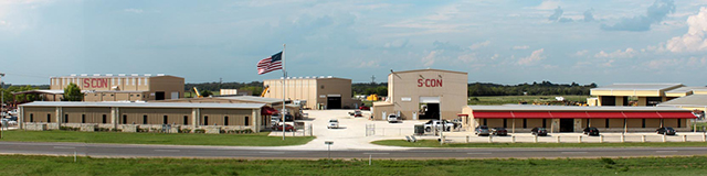 S-Con Corporate Headquarters in Bryan, Texas